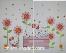 Gạch điểm Hello Kitty - 01