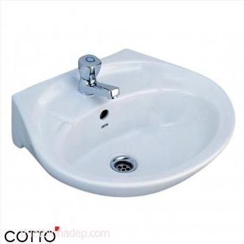Chậu treo tường COTTO C013